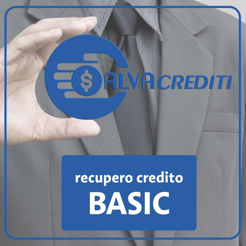 Salvacrediti - recupero credito basic