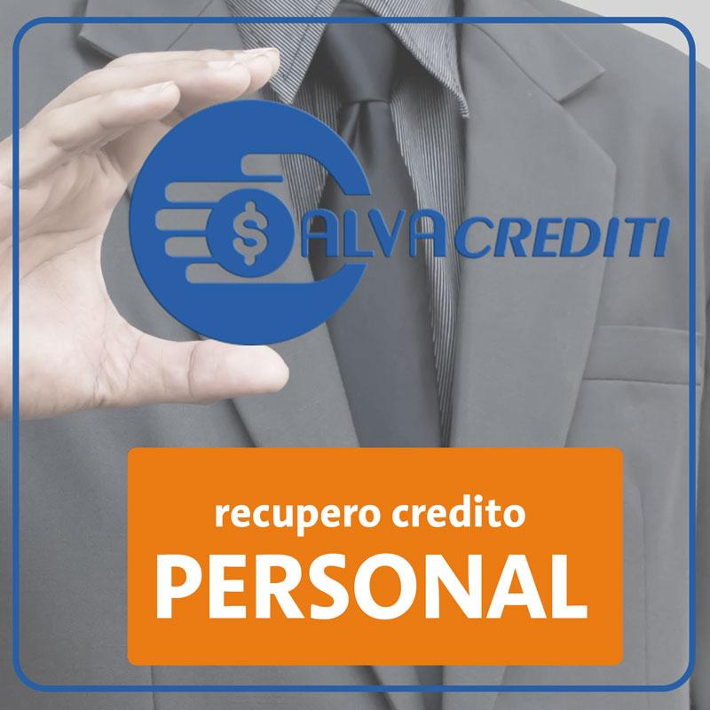 Salvacrediti - recupero credito personal