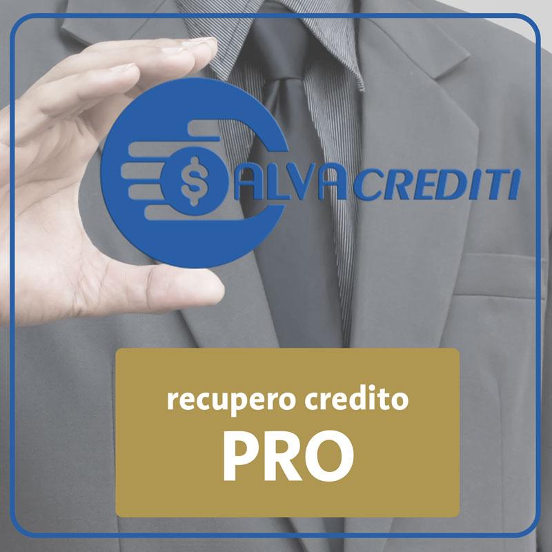 Salvacrediti - recupero credito pro
